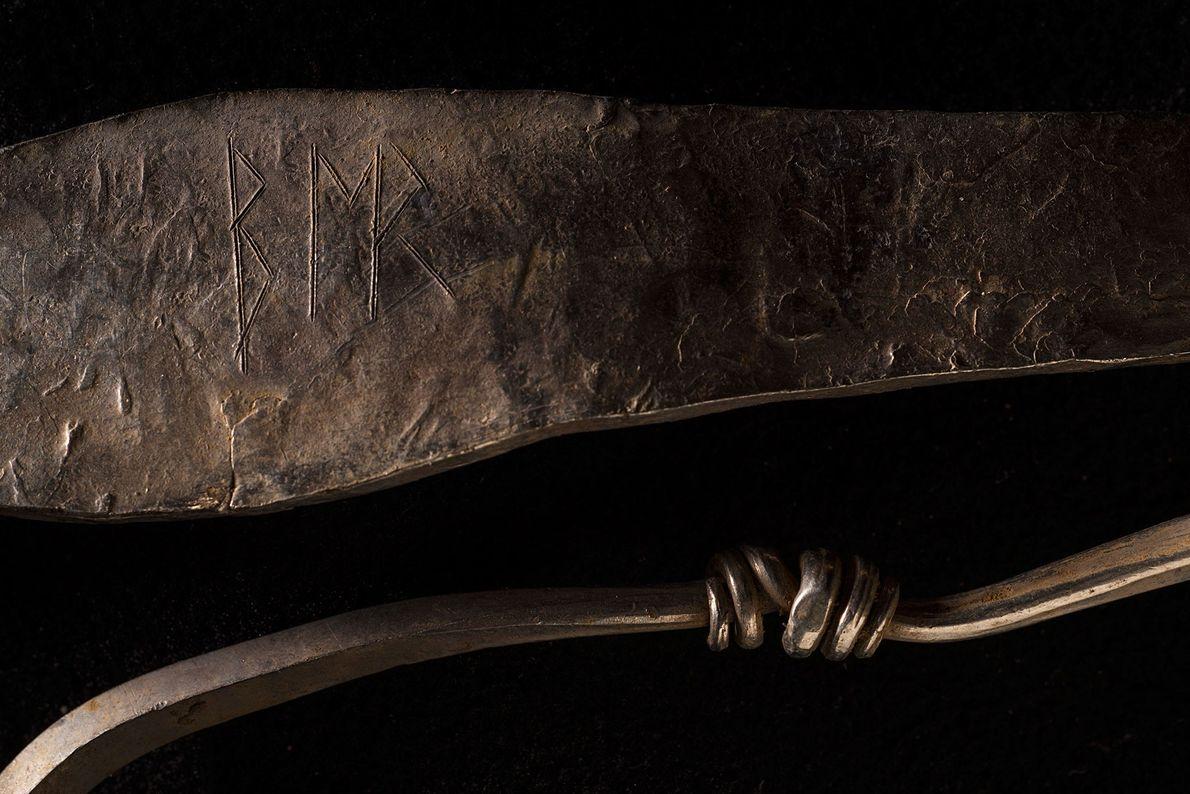 Image d'un bracelet en argent