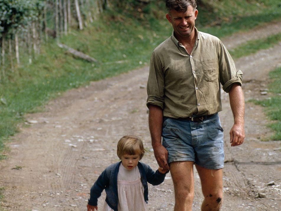 National Geographic célèbre la fête des pères