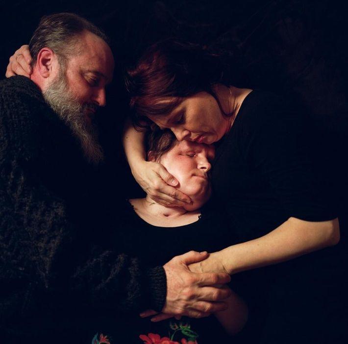 Déterminés à aider Katie à vivre une vie aussi normale que possible, Robb et Alesia ont ...