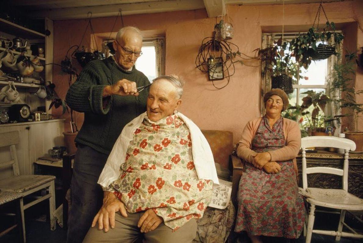 Barbier à temps partiel