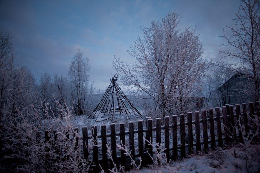 Les peuples nomades de l'Arctique