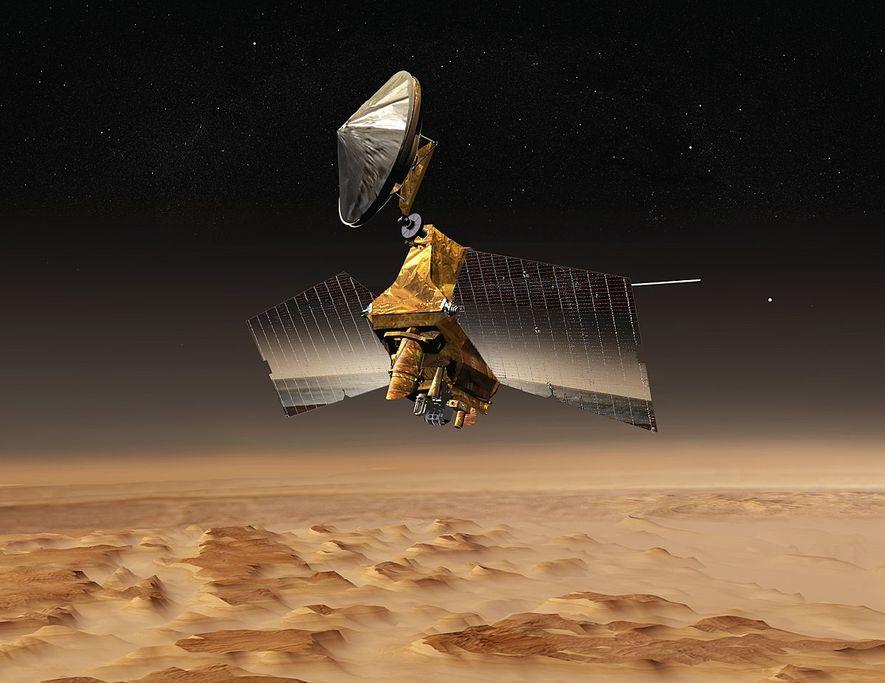 La sonde indienne Mangalyaan a battu tous les records. Elle a montré au monde entier à quoi notre futur commun dans l'espace pourrait ressembler.