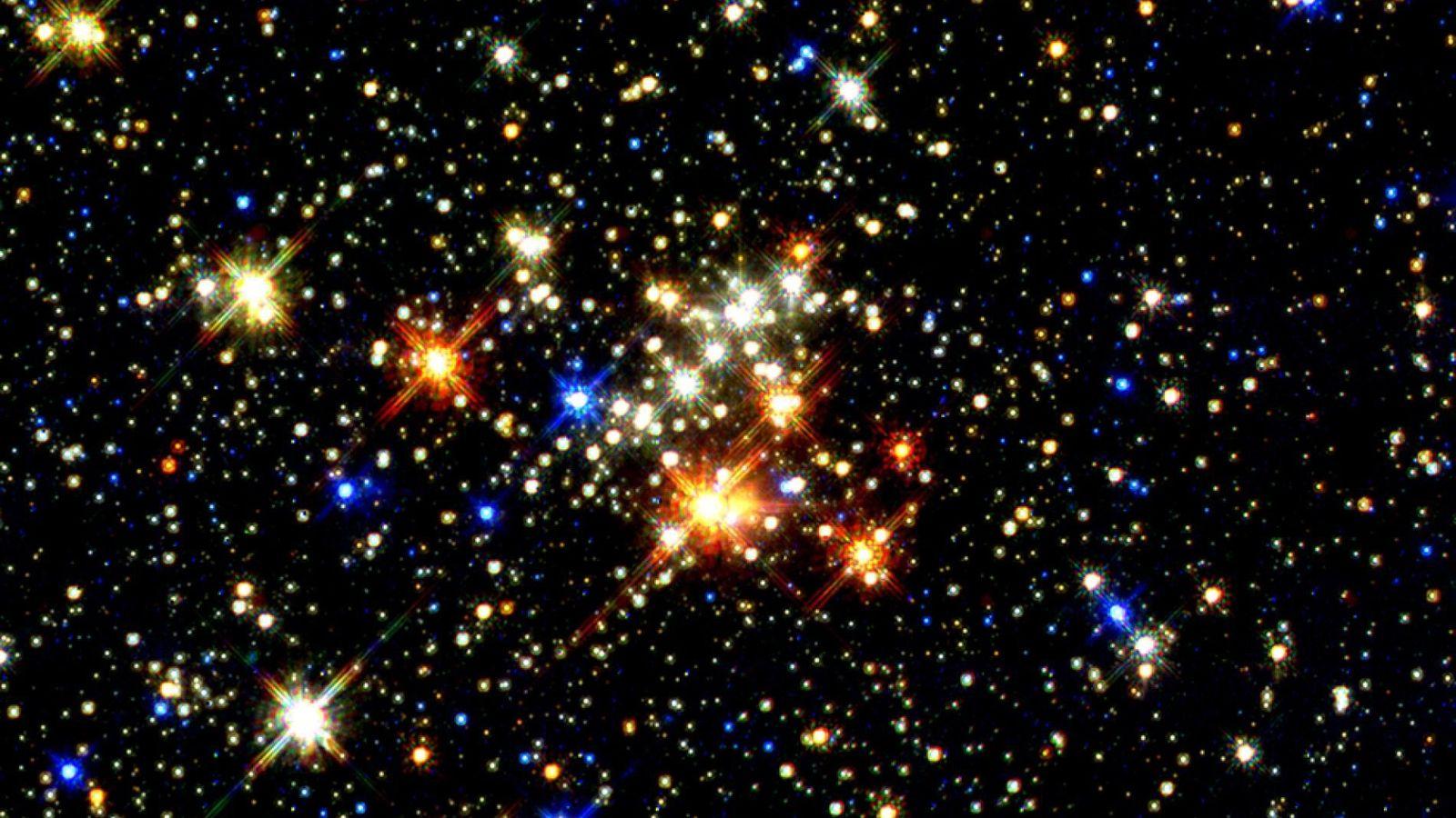 Cette photographie prise par le télescope spatial Hubble offre la vue la plus nette existante de ...