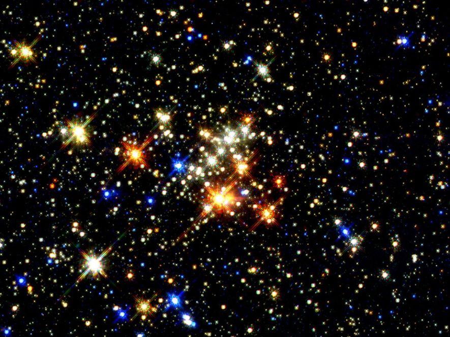 Tout ce que vous avez toujours voulu savoir sur les étoiles