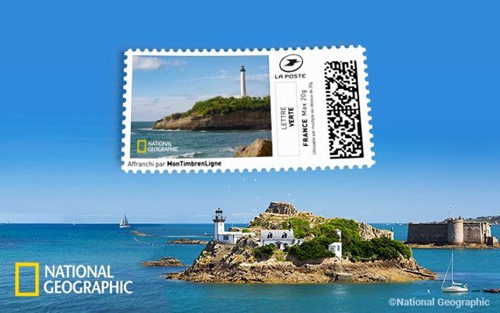 En 2020, La Poste et National Geographic s'associent à nouveau pour proposer 4 collections inédites de timbres ...