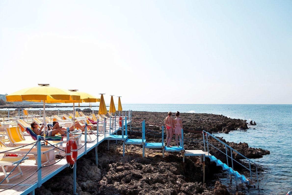 Les Pouilles, Italie