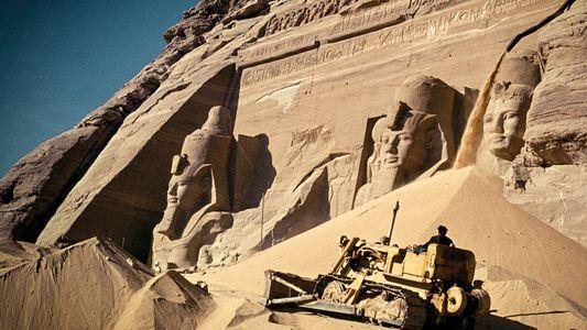 Comment les temples d'Abou Simbel ont-ils pu être sauvés ?