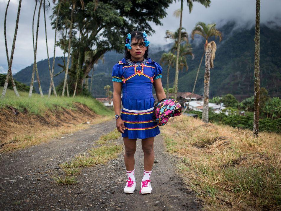 En Colombie, des plantations de café accueillent des femmes transgenres indigènes
