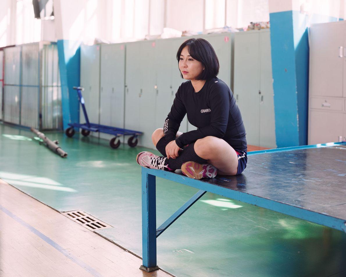 « Je joue au volley à l'université et je ne veux pas quitter ma ville », ...