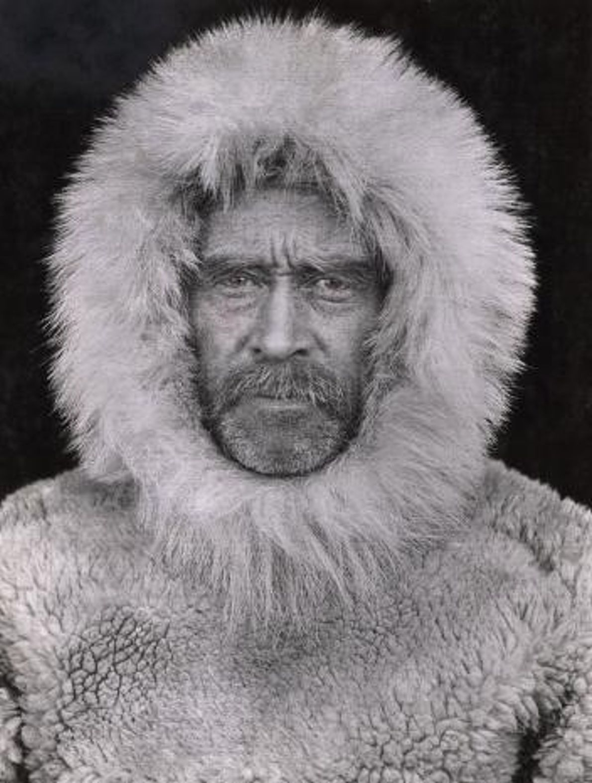 Robert E. Peary est connu comme étant la première personne à avoir mené une expédition au ...