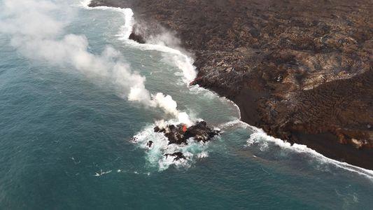 L'éruption ininterrompue du volcan Kīlauea redessine littéralement Hawaï