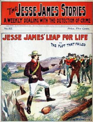 La fascination pour Jesse James a provoqué une forte demande auprès des éditeurs. Cette nouvelle de ...