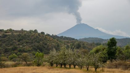 Ascension du Popocatepetl