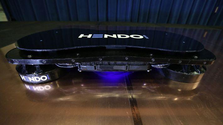 L'hoverboard de Retour vers le Futur est une réalité !