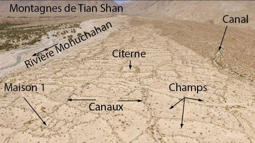 Revue Archaeological Research in Asia, décembre 2017