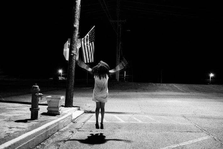 American Stanza, New York, État de New York.
