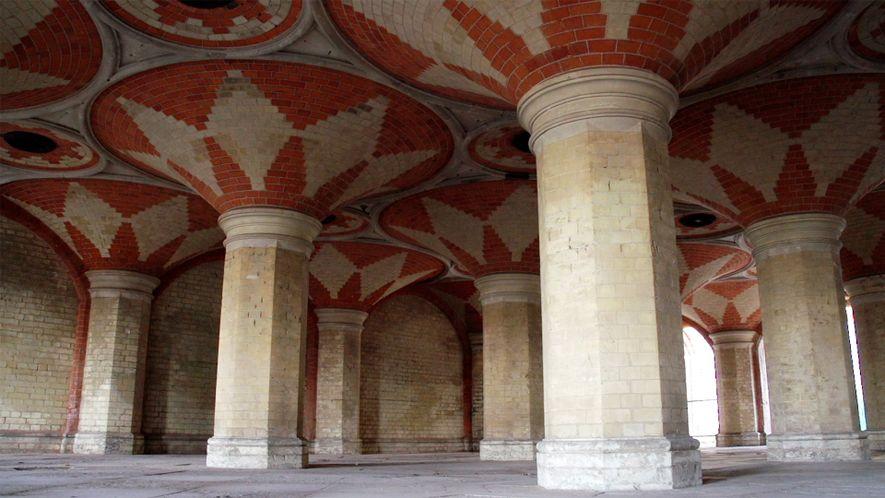 Coup d'œil exceptionnel dans le passage secret du Crystal Palace perdu de Londres