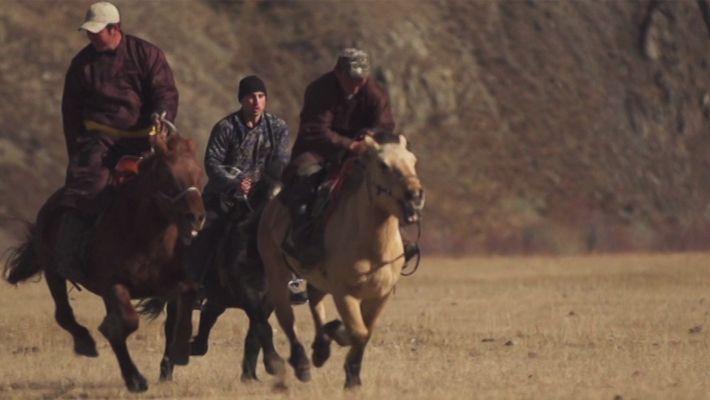 Vivre avec les nomades de Mongolie