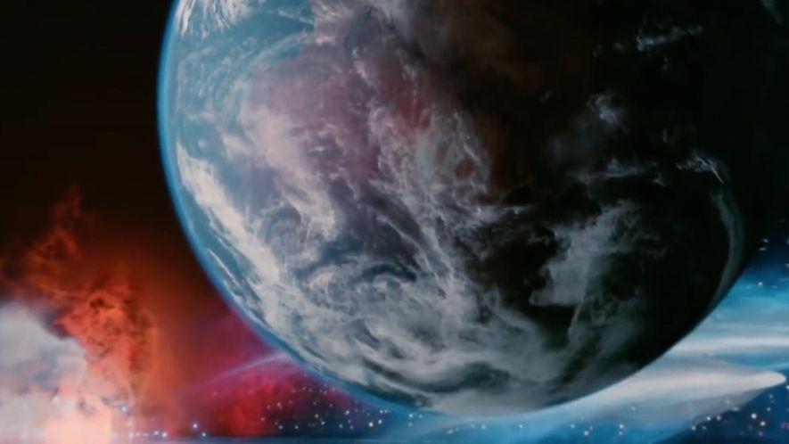 La terre il y a 1 milliard d'années