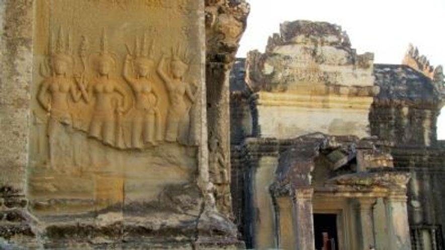 L'eau a façonné et détruit l'Empire d'Angkor