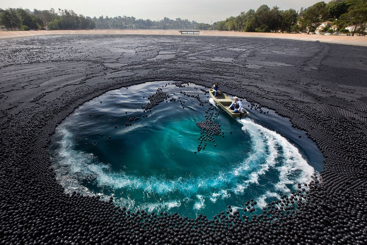 Ombre flottante