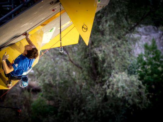 L'escalade deviendra un sport olympique en 2020