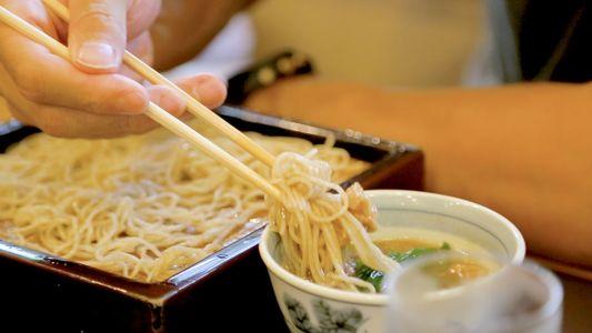 Les nouilles soba au Japon, un art centenaire