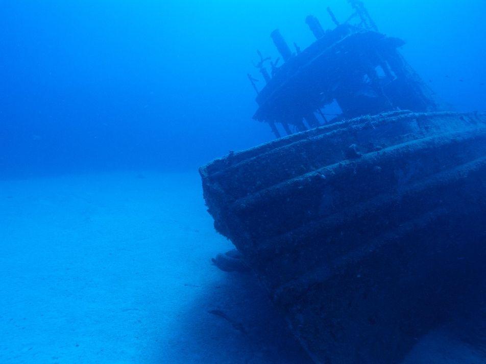 Les océans au détour des épaves