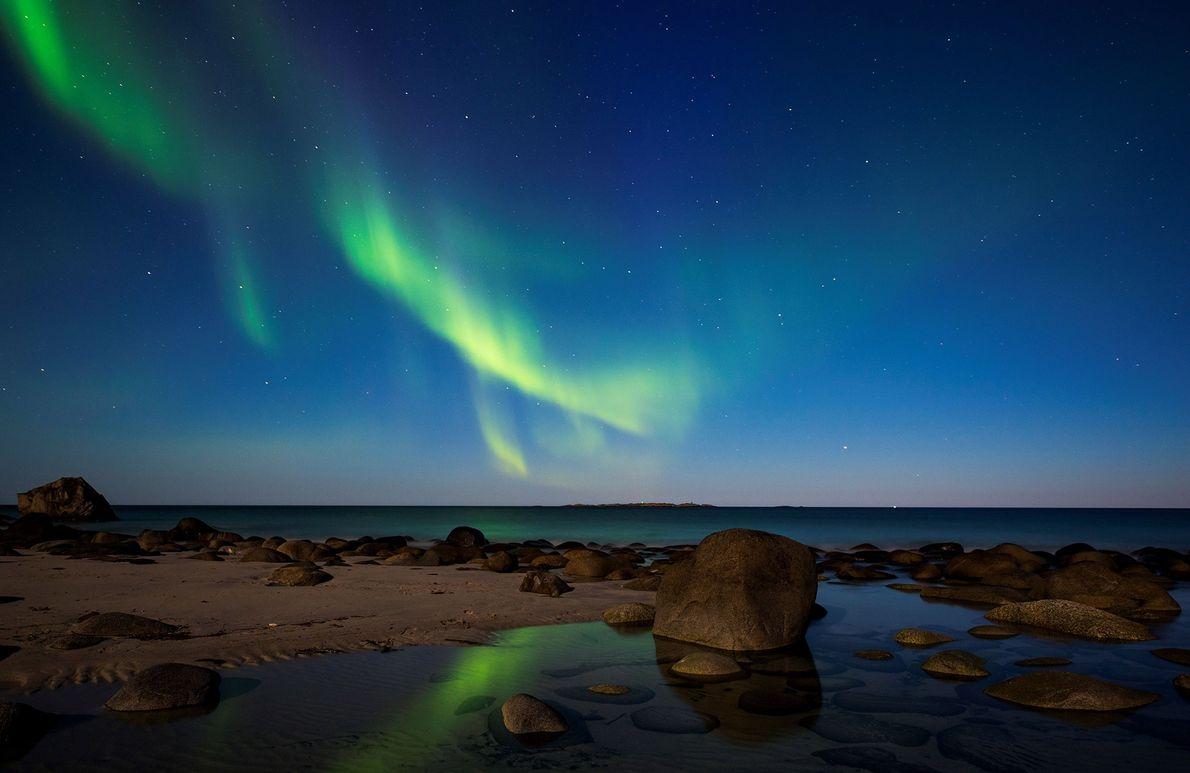 Les îles Lofoten, Norvège
