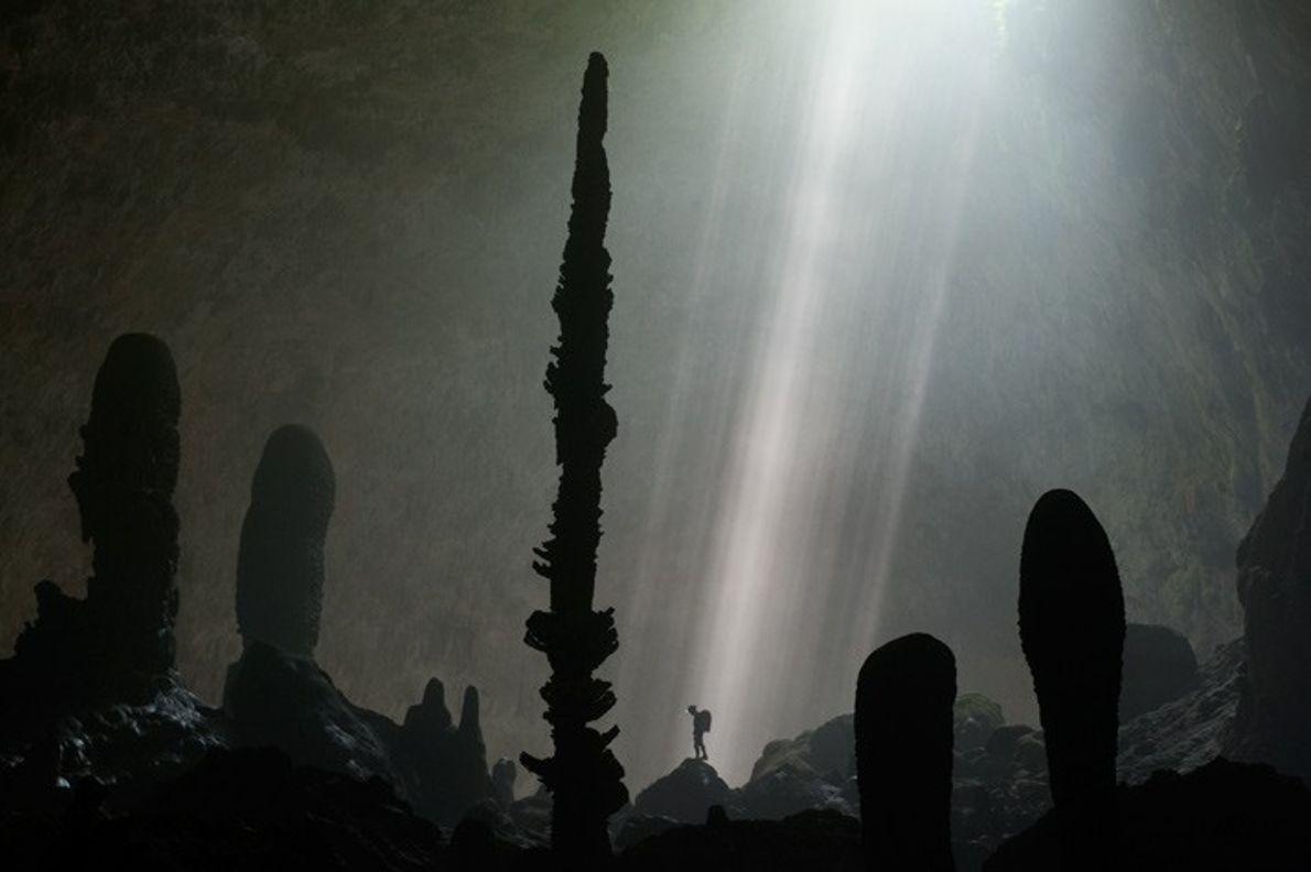 Hang Son Doong, l'immense grotte vietnamienne