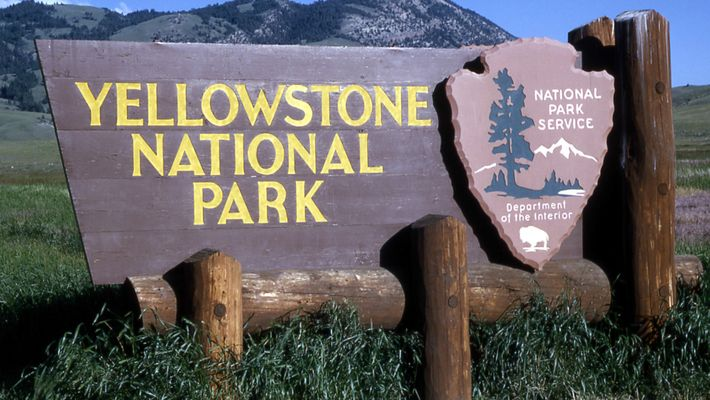 L'histoire du parc national de Yellowstone