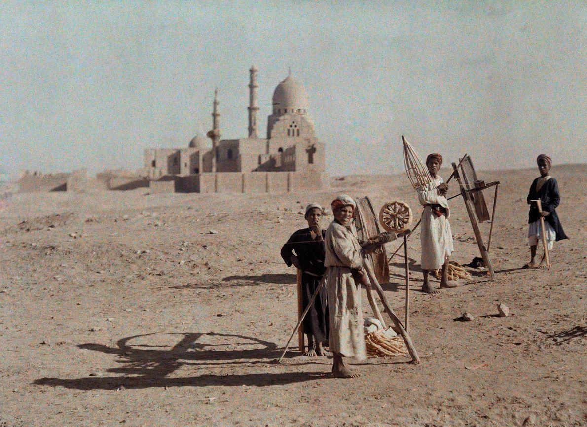 Soleil d'Égypte