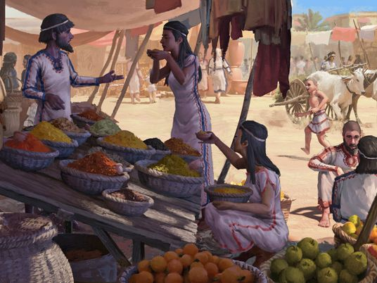 Au commencement de la mondialisation… il y a 4 000 ans
