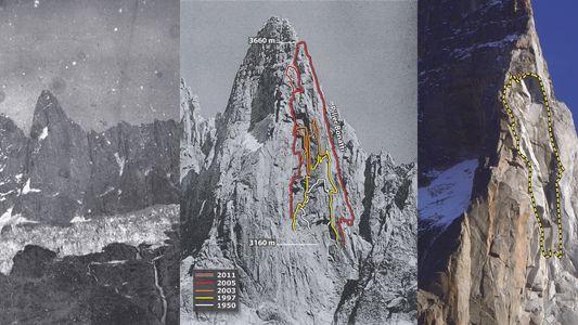 L'alpinisme au temps du réchauffement climatique
