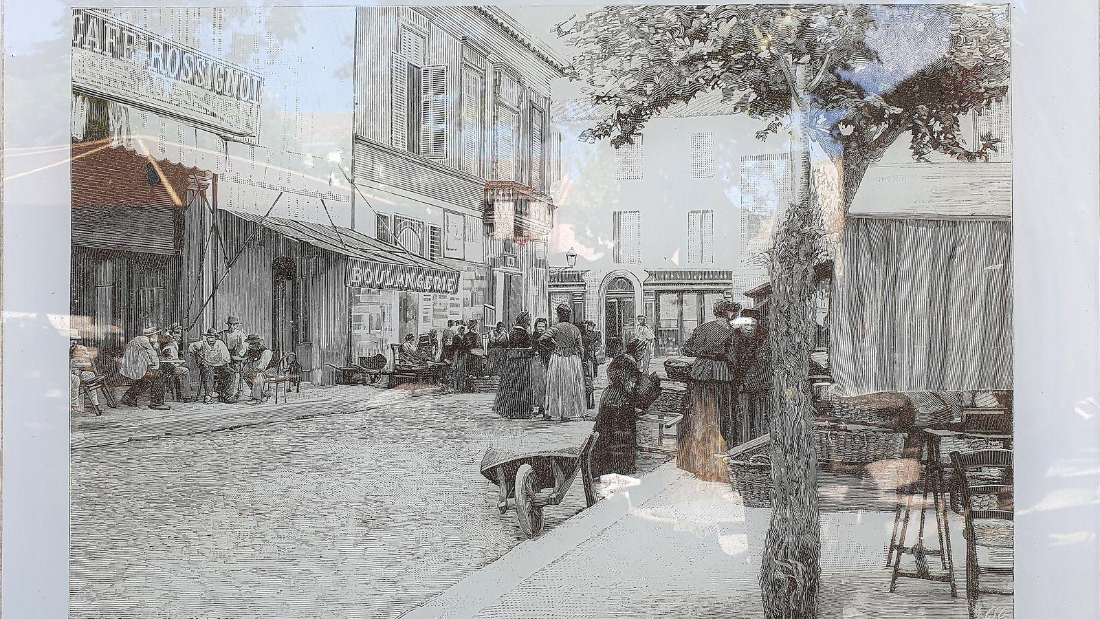 En 2018 la municipalité d'Aigues-Mortes a posé une plaque commémorative en hommage aux ouvriers italiens, tués ...