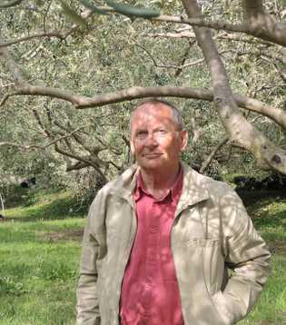 Olivier Buchsenschutz, directeur de recherches émérite au CNRS.