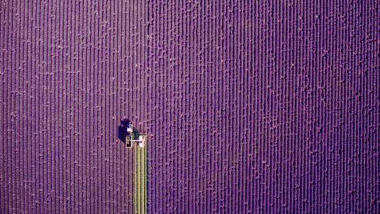 Les plus belles photos prises par drone en 2017