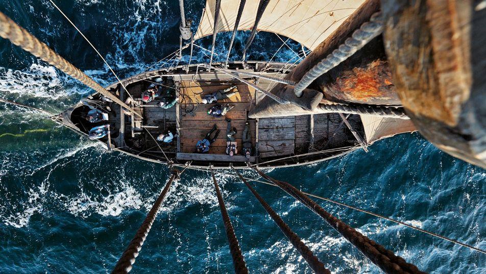Vikings et Amérindiens se seraient rencontrés sur le Nouveau Monde