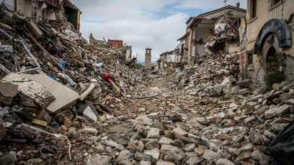 Des tremblements de terre pourraient se produire partout dans le monde