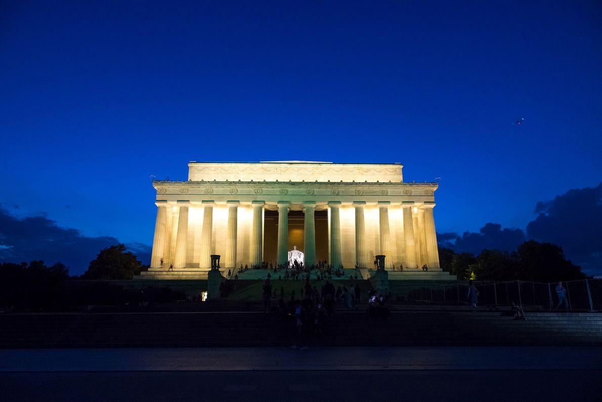 Mémorial de Lincoln, Washington