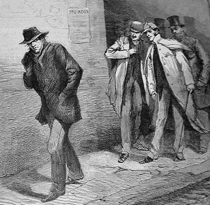 En 1888, beaucoup pensent que de telles horreurs ne peuvent avoir été commises par un Anglais. ...