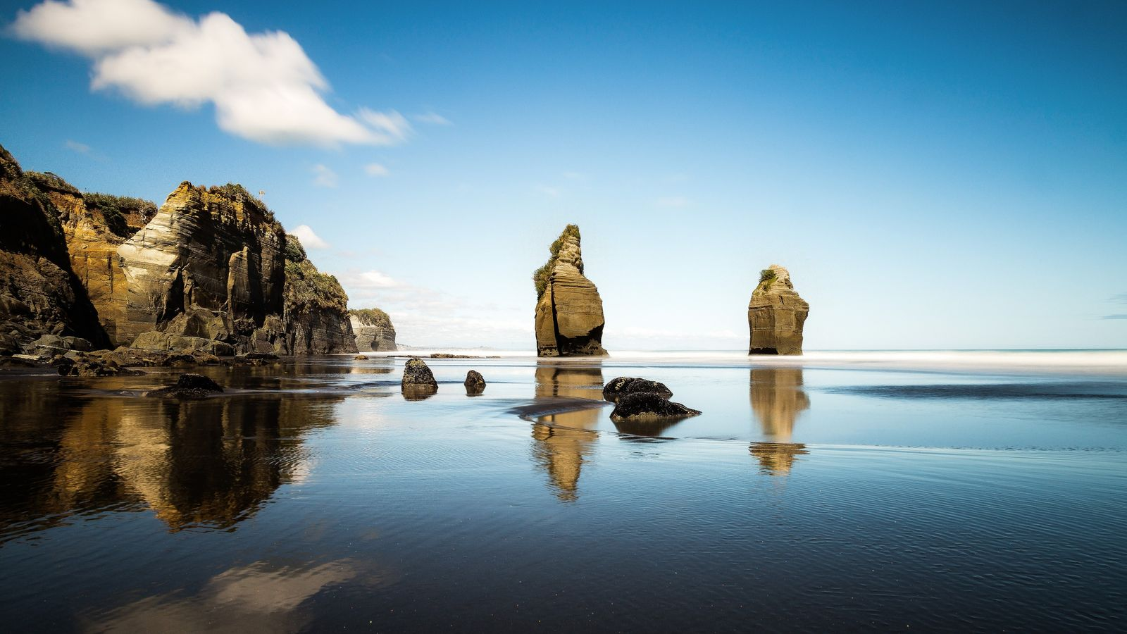 2015 - Paysage - The Three Sisters, Australie Boitier : Canon 6D Objectif : Canon 24-105/f4 L IS ...