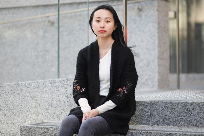 Pour Kennes Lin, co-présidente de l'antenne torontoise du Conseil national des Canadiens-chinois, le racisme lié au ...