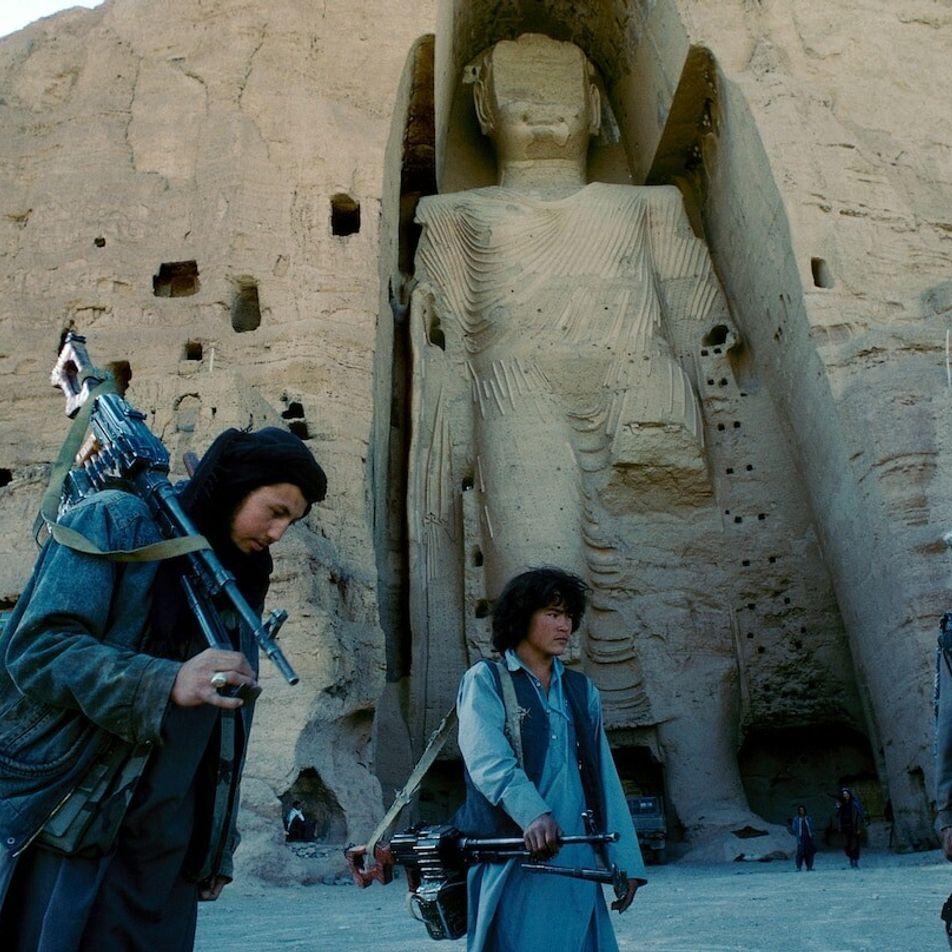 Immortaliser les Bouddhas de Bâmiyân avant qu'il ne soit trop tard
