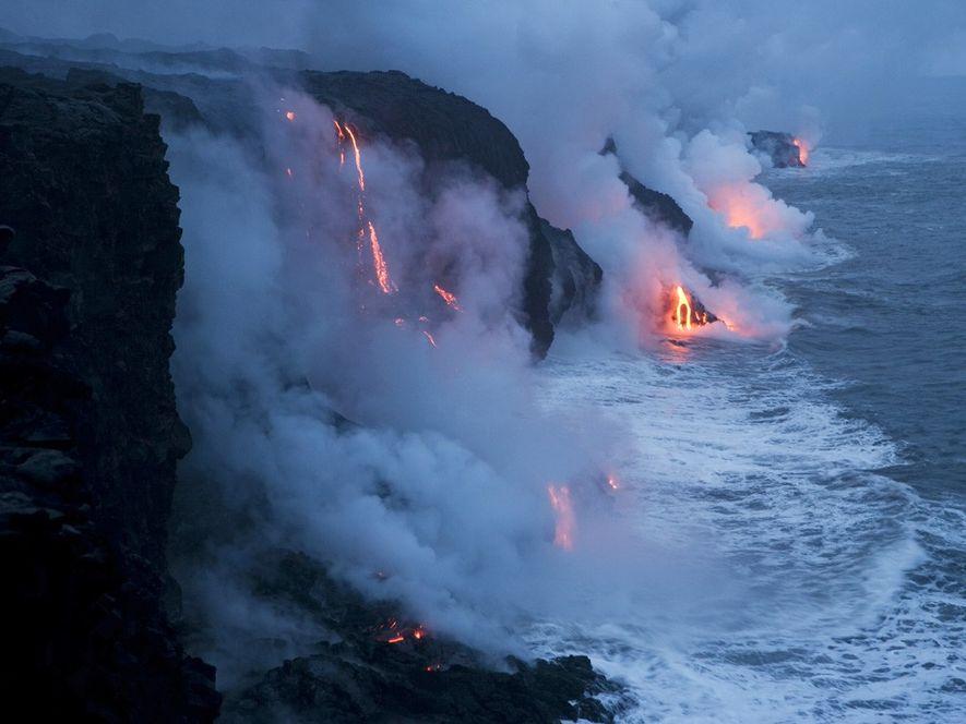 Les plus beaux volcans du monde en images