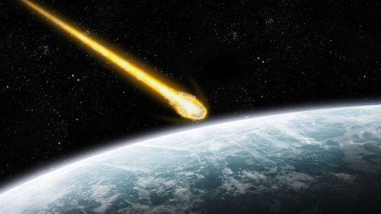 Plus de 4 000 météorites de plus d'un kilo tombent sur notre planète chaque année.