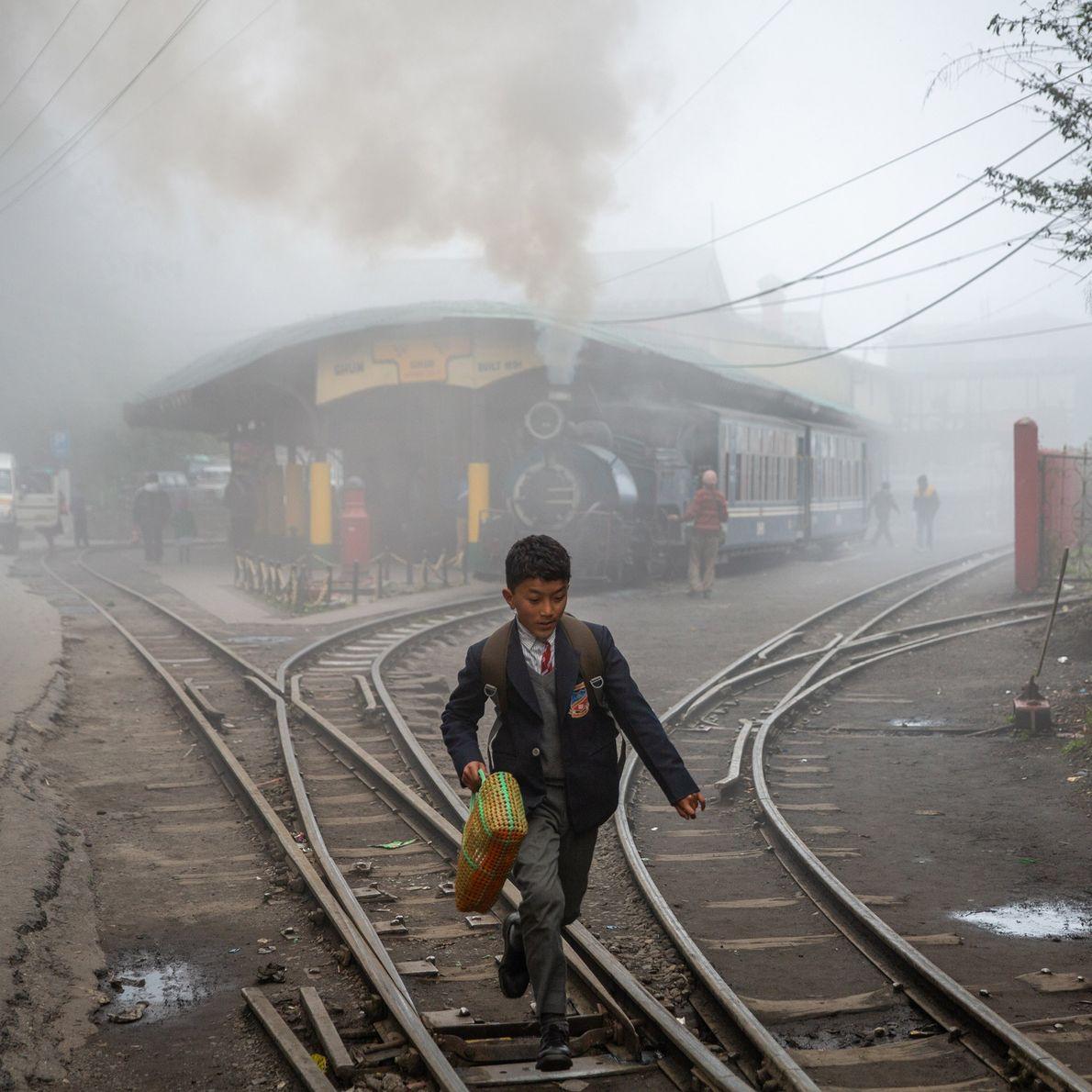 Darjeeling, Inde