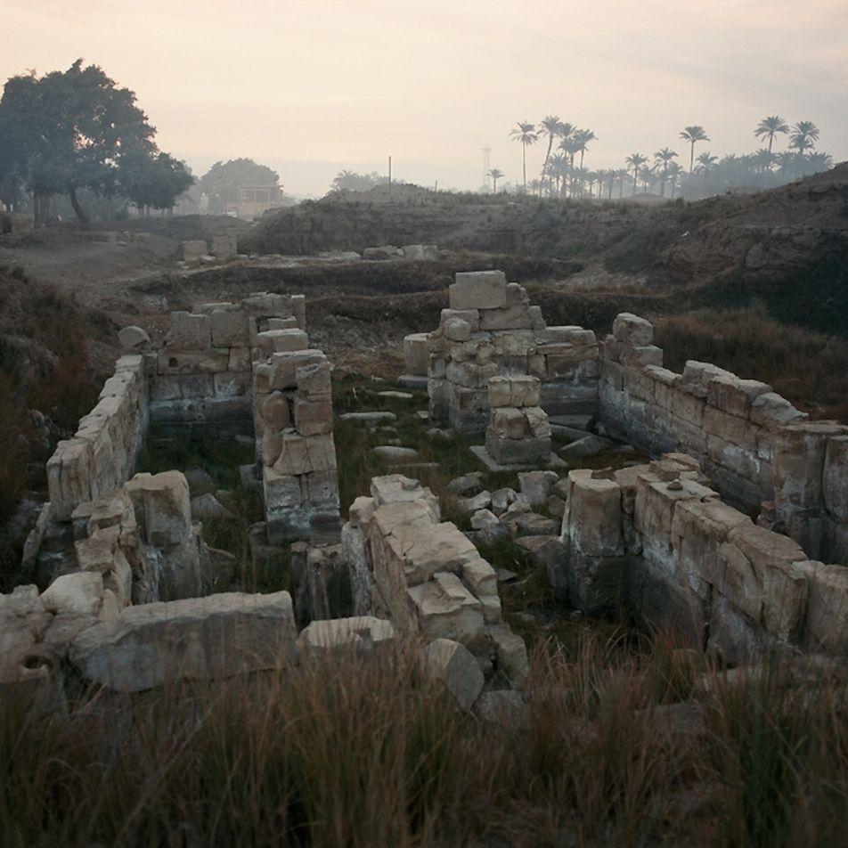 Tanis, la mythique cité perdue