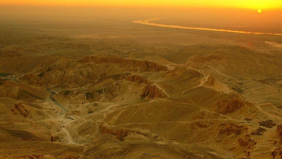 La Vallée des rois, l'ultime demeure des Pharaons du Nouvel Empire