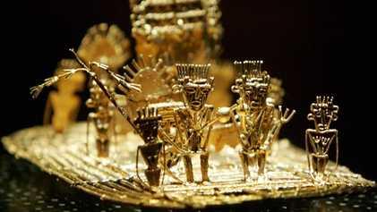 L'Eldorado, récit d'une insaisissable cité d'or
